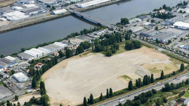 La destruction des anciens abattoirs et la dépollution du quartier laissent la place aux futurs projets d'aménagement