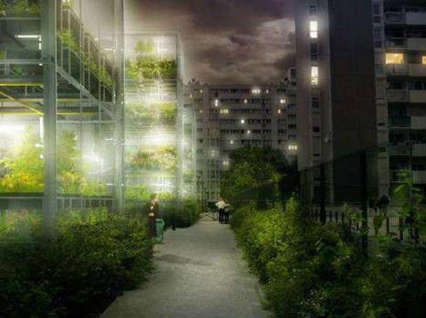 Les hauts bâtiments sont l'occasion de proposer des fonctions qui répondent aux enjeux urbains