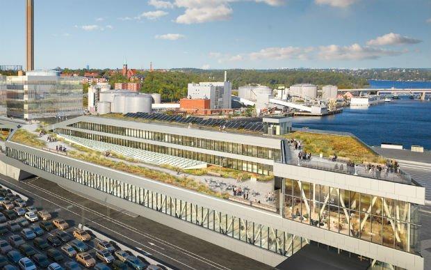 Le futur projet proposera différentes innovations écologiques