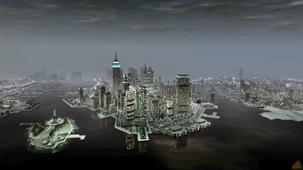 I want to be a part of it, Liberty, Liberty! (GTA IV)