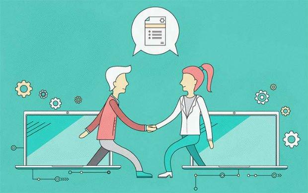 Le contrat intelligent est capable de s'exécuter seul lorsque les conditions sont réunies