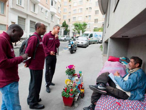 Ces quinze dernières années, le nombre de personnes sans domicile fixe a augmenté de 84%