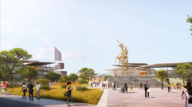 Le projet de Yennenga au Burkina Faso,  un exemple de la ville africaine du futur ?
