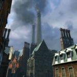 L'inquiétante et oppressante Dunwall, avatar fictif de Londres dans Dishonored