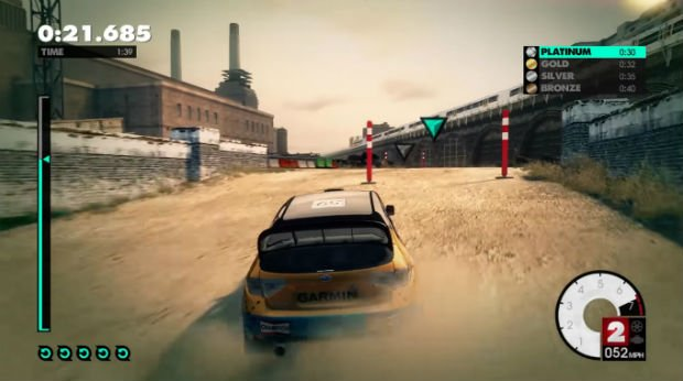 Pigs on the wing dans DiRT 3