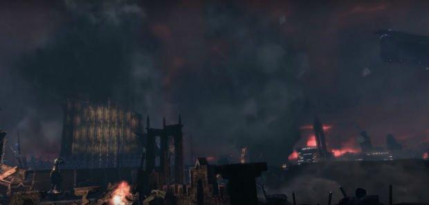 London Bridge is falling down (Legendary)