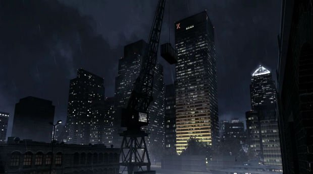 Une version de la HSBC Tower dans Call of Duty: Modern Warfare 3