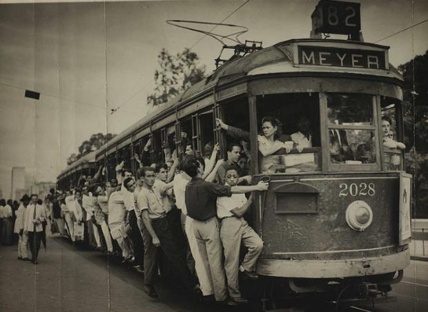 le temps perçu dans les transports en commun dépend pour beaucoup des conditions de voyage
