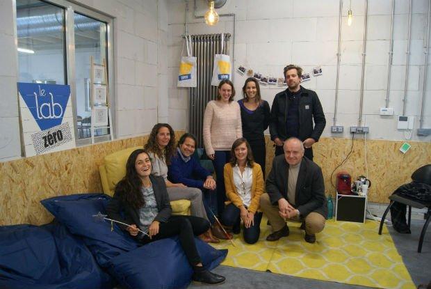 L'équipe du Lab Zéro est composée d'acteurs d'horizon divers