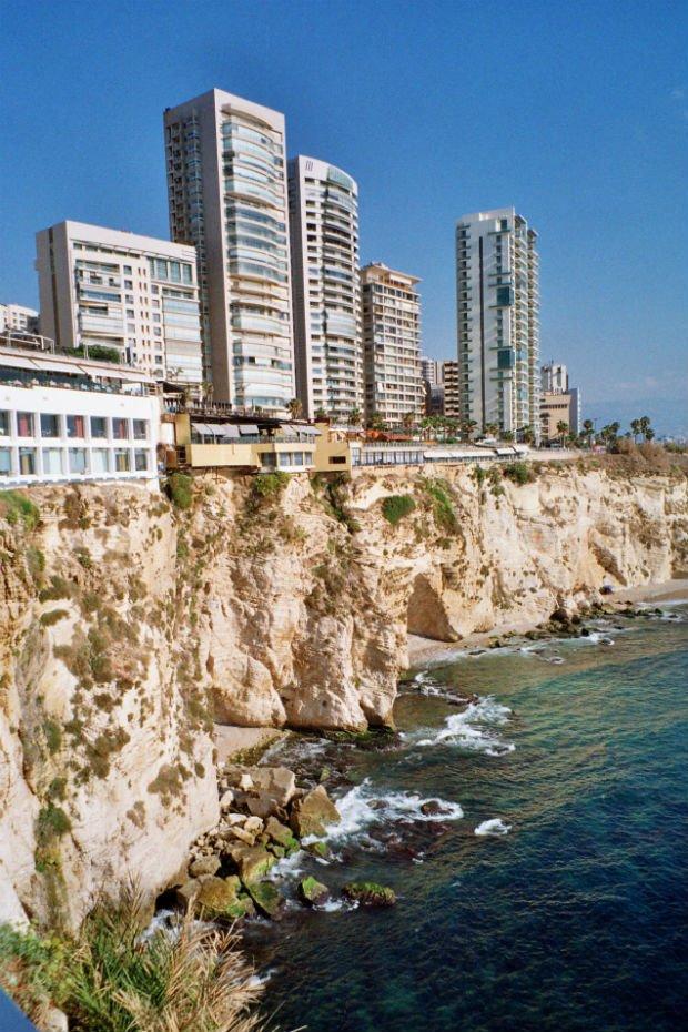 Tout le littoral de Beyrouth a été urbanisé et privatisé