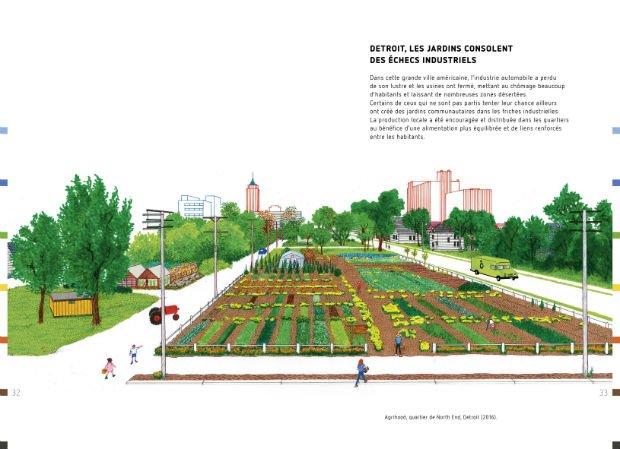Detroit La ville résiliente du Michigan entre dans l'imaginaire enfantin