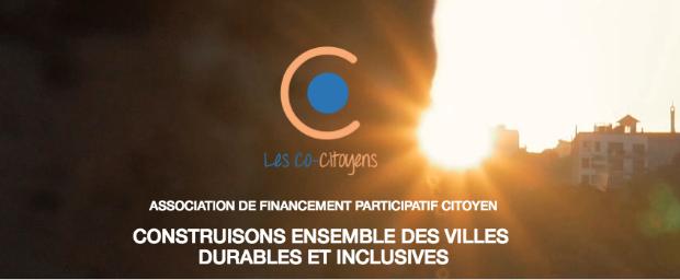 """""""Co-citoyens"""" accompagne les habitants pour la co-conception de villes plus durables et inclusives."""