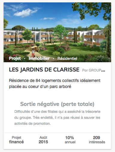 """""""Les Jardins de Clarisse"""""""