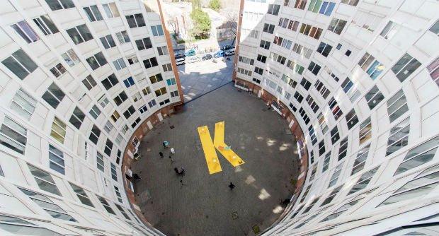 L'un des projets d'Imagina Madrid, un opéra urbain participatif avec les habitants.