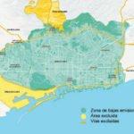 Les véhicules polluants seront interdits dans tout Barcelone en 2020