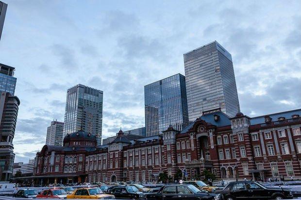 La majestueuse gare de Tokyo