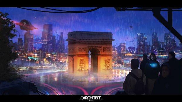 Paris en 2080