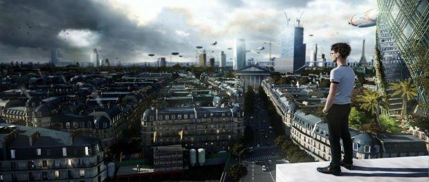 The Architect, Paris -