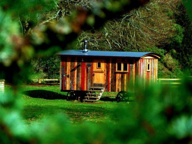 Exemple de Tiny House
