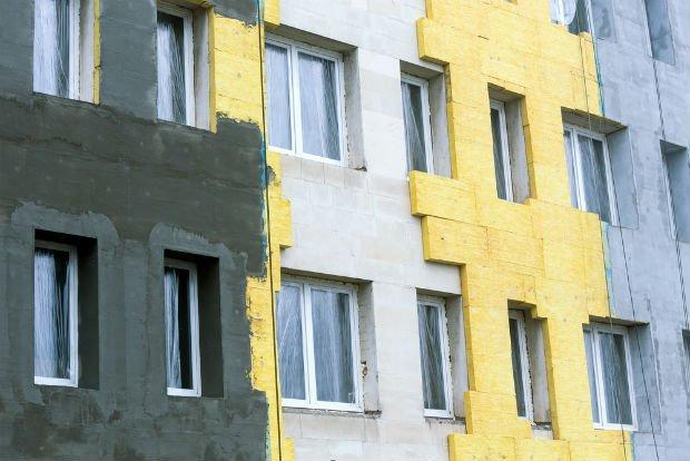 Travaux d'isolation thermique d'un bâtiment