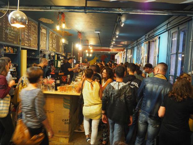 Le Dédale Café et l'espace évènement