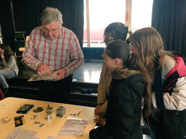 Atelier d'initiation à l'électronique à destination du jeune public