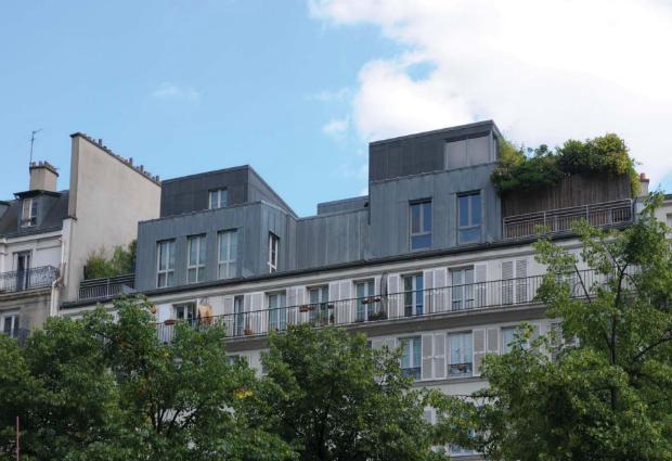 La surélévation permet de rajouter un ou plusieurs étages à un immeuble