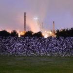 À Port Talbot au Pays de Galles, l'air mesuré contient 30 à 40 microgrammes de particules PM2,5 par mètres cubes.