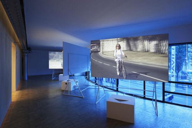 Exposition : Les routes du futur du Grand Paris.