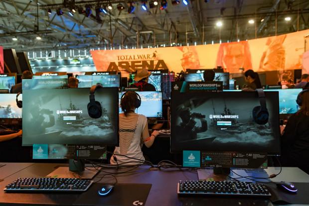 Tout est en place pour la compétition - Crédits dronepicr sur Flickr