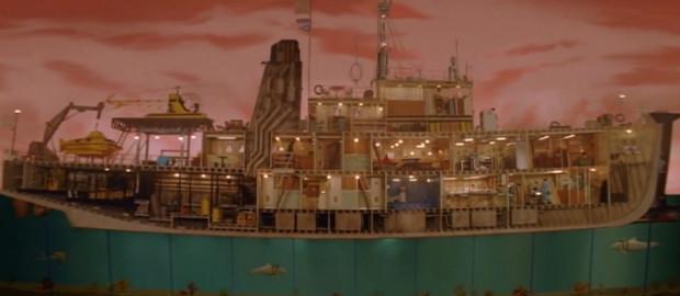Une maquette vivante, ou vivre dans un bateau-ville - The Aquatic Life