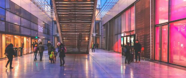 POTLOC - centre commercial Weberzeile, Autriche