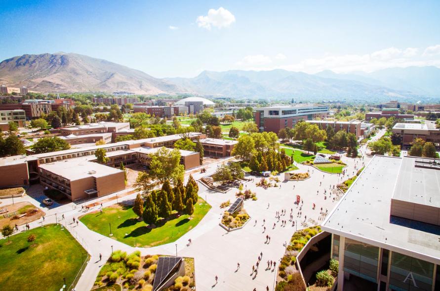 Université de l'Utah, États-Unis