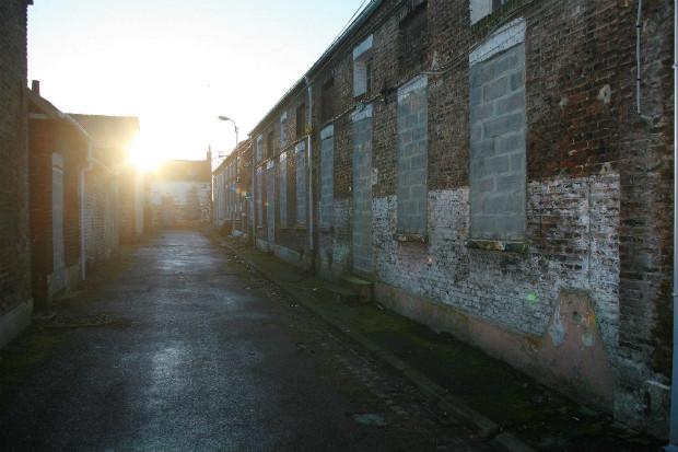 La Cité des Électriciens avant réhabilitation et reconversion