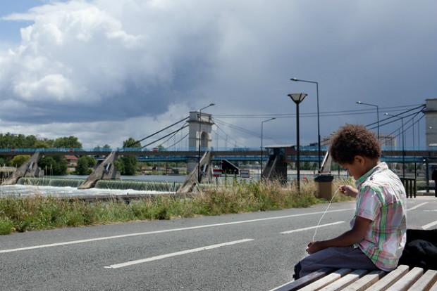 Escale pendant le Festival de l'Oh à Vitry-sur-Seine (94) - Crédits Service photo du département du Val de Marne sur Flickr