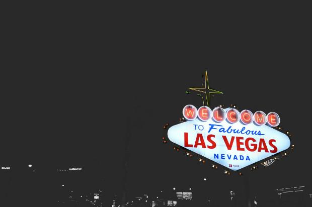 Entrée de ville pour Las Vegas © James Walsch via unsplash