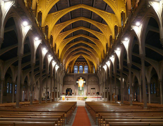 L'église Saint-Honoré-d'Eylau dans le 16ème arrondissement de Paris - Peter Potrowl/Wikipédia