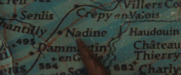 Nadine is the new Nanteuil-le-Haudouin dans l'Oise - Inglorious Basterds