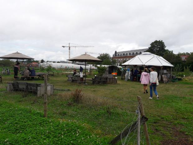 La ferme du Chant des Cailles - Alice Boidin