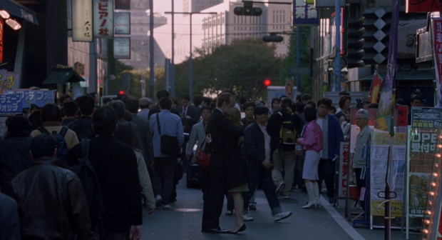 You and me against the world, dans Lost in Translation (2003)