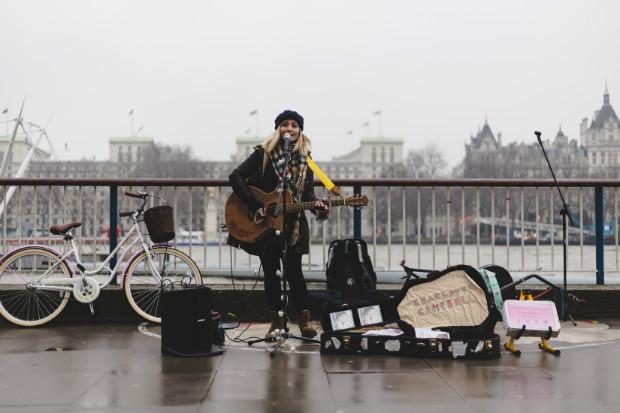Performance dans l'espace public