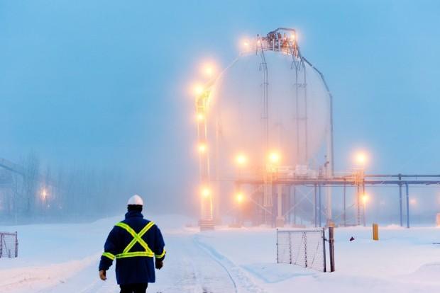 À Bécancour au Canada, Air Liquide s'est doté du plus grand électrolyseur PEM au monde pour produire de l'hydrogène décarboné - Jean-Erick Pasquier/Air Liquide