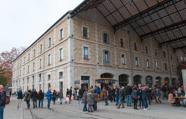 L'Espace Darwin dans l'ancienne caserne Niel à Bordeaux @wikipédia