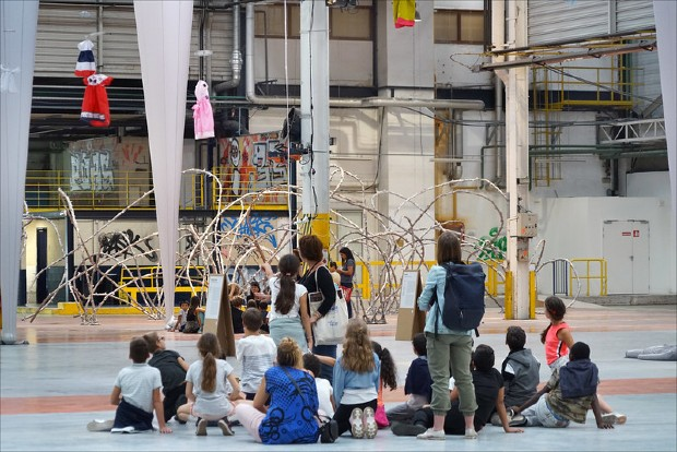 15ème biennale de l'art contemporain à Lyon @ Jean Pierre Dalbéra