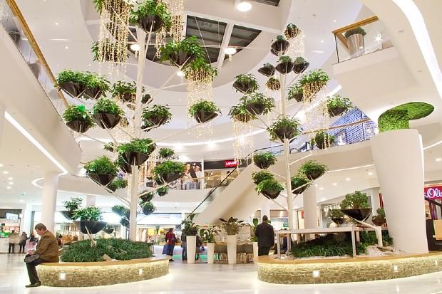 Centre commercial Agave Vienne - ©tricoire Studio