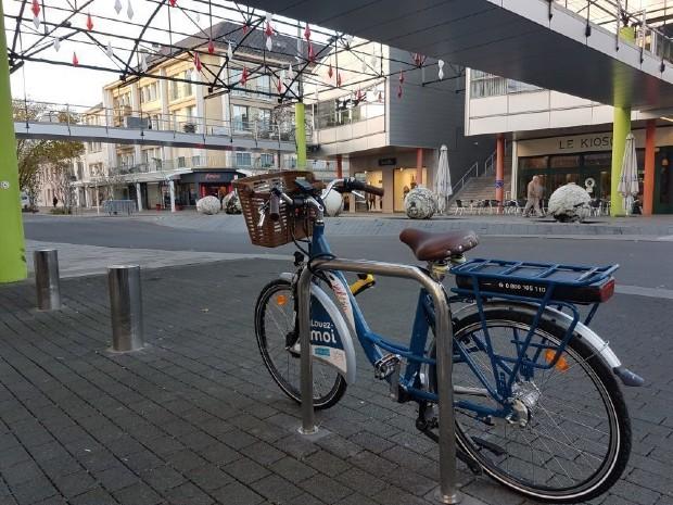 Saint-Nazaire mise sur un système de location longue durée de vélos à assistance électrique - L'Écho de la Presqu'île