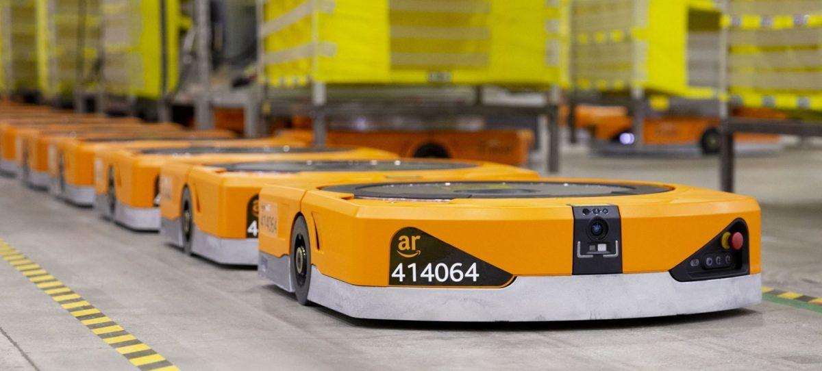 La nouvelle génération de robots Amazon doit révolutionner la logistique des entrepôts - Amazon