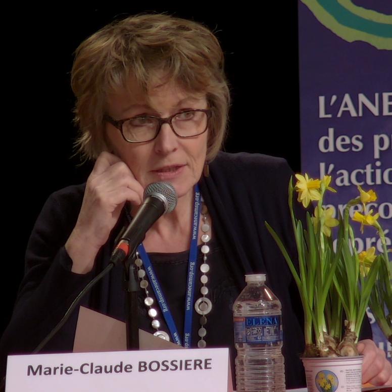 Pédopsychiatre à la Maison des Femmes de Saint-Denis, Marie-Claude Bossière est à l'initiative de la clinique contributive du programme TAC - Colloque TV