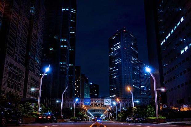 La 5G et la ville - Source : Unsplash
