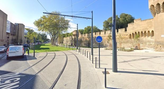La ville a déjà effectué d'important travaux de voiries à proximité de la gare pour favoriser les modes doux